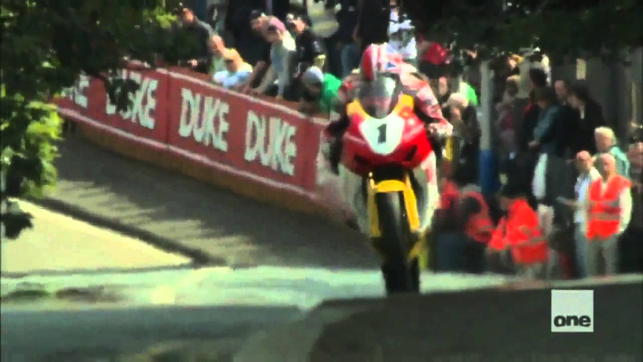 ADRENALINA - Isle of Man TT 2012