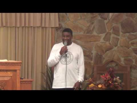 If God can bring you to it, he can bring you through it. Evangelist Thomas O. Fitzgerald Jr