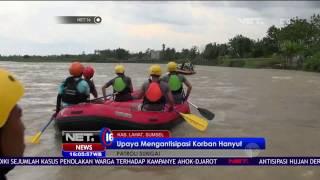 Antisipasi Korban Hanyut Di Sungai Lematang, Polres Lahat Adakan Patroli Sungai - NET 16