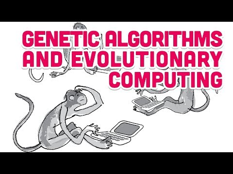 9.x: Genetic Algorithms and Evolutionary Computing - The Nature of Code
