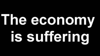 Anti-flag-The economy is suffering...Let it die with lyrics