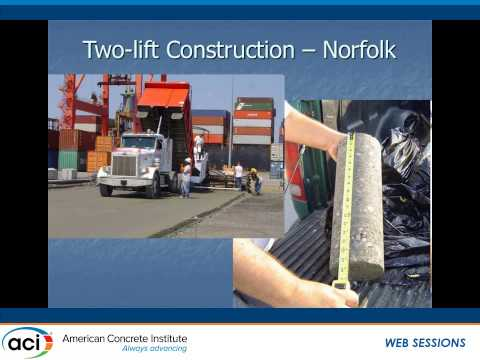 "Development of ACI 327R-14, ""Guide to Roller-Compacted Concrete Pavements"""
