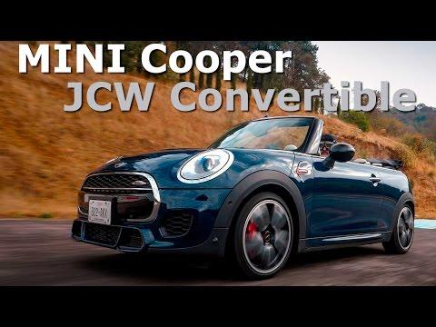 MINI Cooper JCW Convertible - Toda la diversión a cielo abierto | Autocosmos