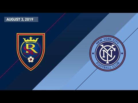 Highlights | Real Salt Lake vs. NYCFC
