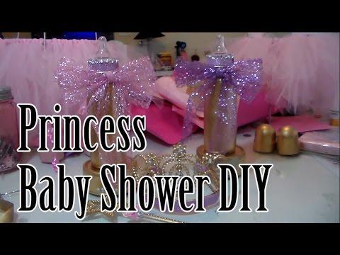 Craft DIY Princess Baby Shower / Cup N Cakes Gourmet