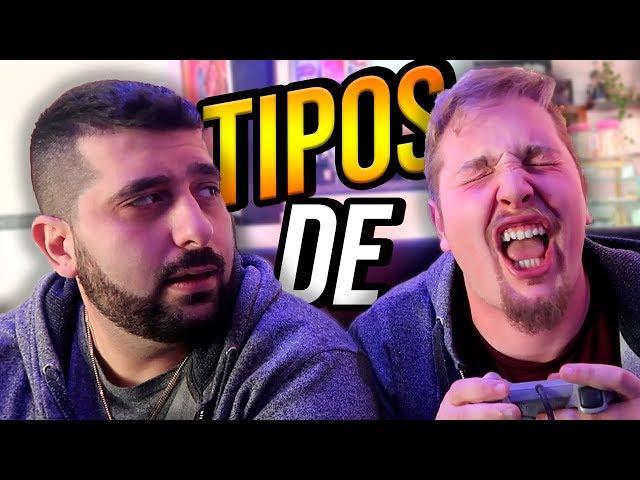 10 TIPOS DE AMIGOS...