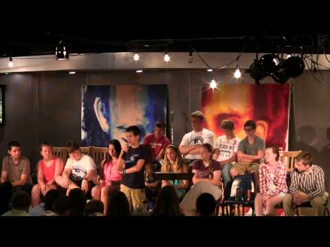 KirkYouth Houston Mission Trip Stories (Summer 2014)