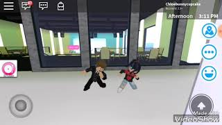 Roblox dance video song FAKE LOVE