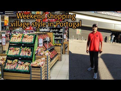 Weekend shopping in village style Portugal |Raja Ali diaries|
