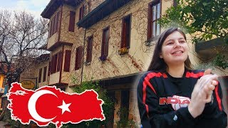 TURKISH HOUSE TOUR + TRYING TURKISH CANDY!!