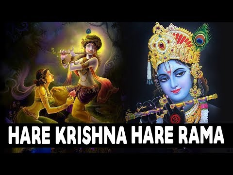 Hare Krishna Hare Rama   Best Hare Krishna Song Ever   ISKCON Dhun   Popular ISKCON Dhun and Bhajans