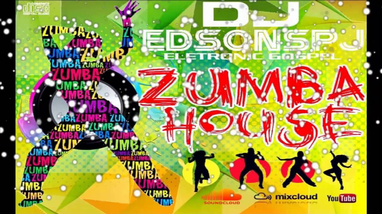 CD ZUMBA HOUSE GOSPEL DJ EDSONSPJ