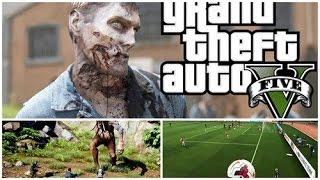 Windows 9 будет показана в сентябре Зомби в Grand Theft Auto 5 В Аллодах Онлайн появилась новая раса FIFA 15 и пожизненная