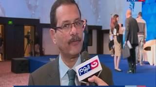 #عاجل: درويش: منطقة شرق بورسعيد ستتضمن أضخم مشروع لأرصفة موانئ في العالم