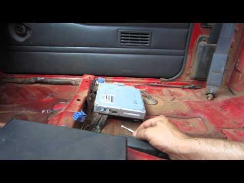 Nissan D21 Hardbody Error Code Reading