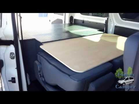 camper citroen jumpy youtube. Black Bedroom Furniture Sets. Home Design Ideas