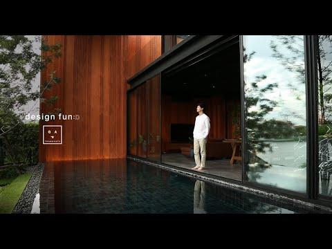 Sleepless Residence : บ้านลอฟท์ริมทะเลสาบที่ความสุขไม่เคยหลับใหล... (ENG. SUB.)