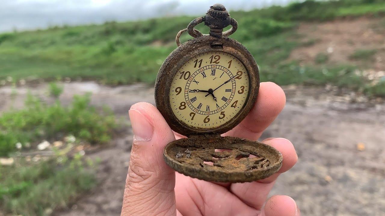 Restoration vintage pocket watch | Restore Old mechanical watches