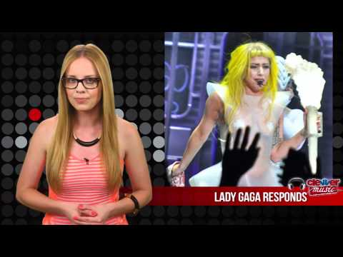 Lady Gaga Responds to Madonna Insult Mp3