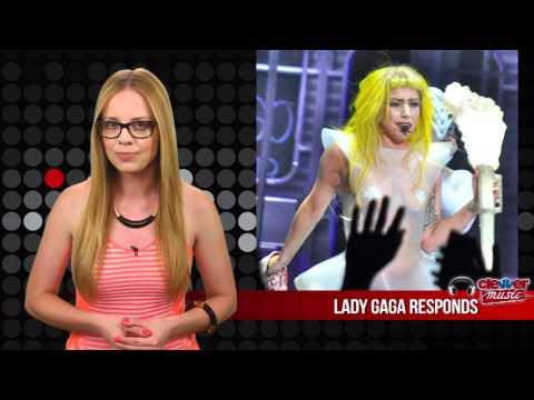 Lady Gaga Responds to Madonna Insult