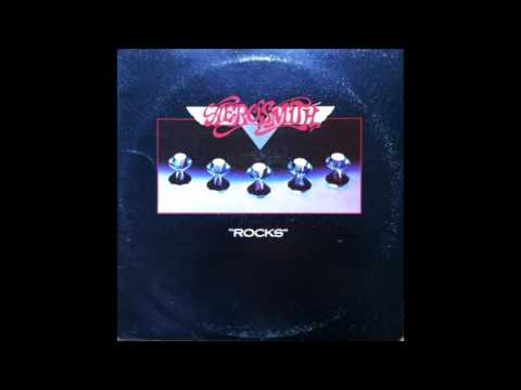 Aerosmith - Rocks (1976) (US Columbia vinyl) (FULL LP)