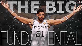 Tim duncan mix - ''the man'' hd