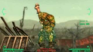 Fallout 3 - Behemoth surprise