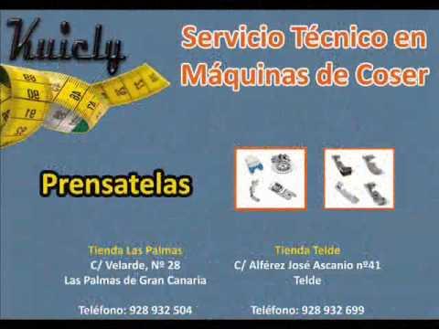 Servicio Técnico Máquinas de Coser en Las Palmas