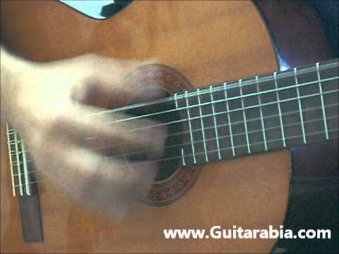 The Spanish Rhythm – Basic Form | Guitarabia - Arabic Guitar Tabs