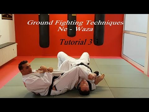 jmj:-(tutorial-3)-ground-fighting-techniques-ne---waza-(german)