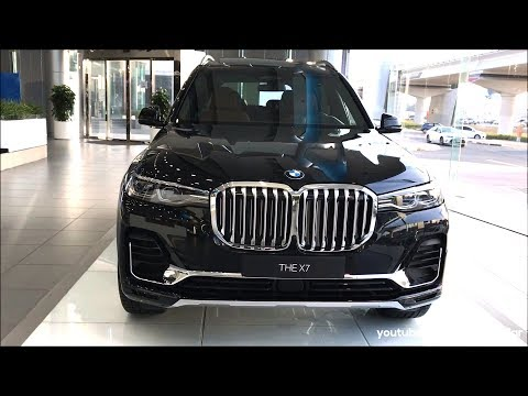BMW X7 xDrive40i G07 2019 | Real-life review
