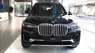 BMW X7 xDrive40i G07 2019   Real-life review