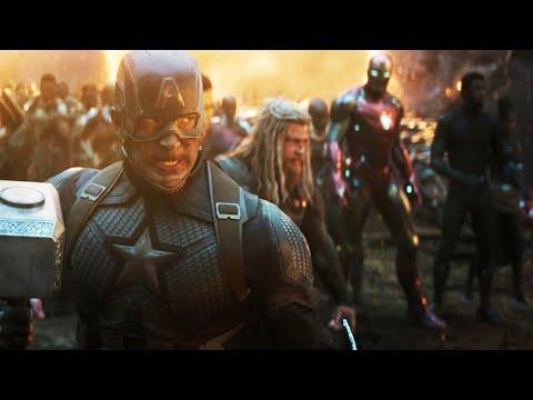 Мстители, к бою! Мстители против Таноса. Финальная битва | Мстители: Финал
