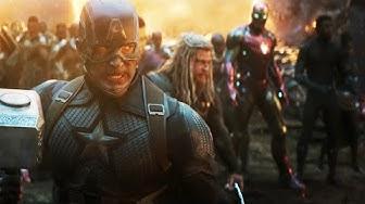 Мстители, к бою! Мстители против армии Таноса. Финальная битва | Мстители: Финал