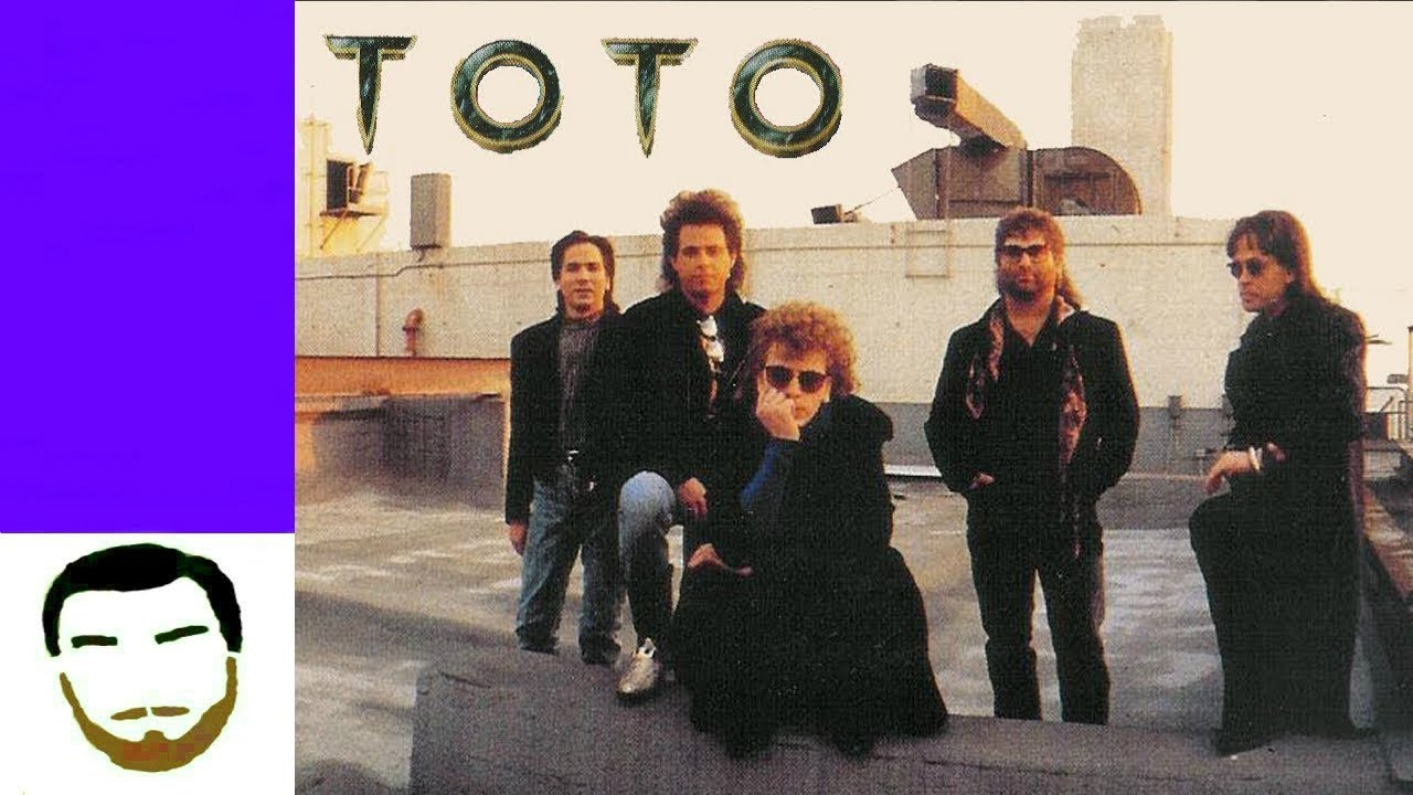Toto - Worst to Best (all studio albums ranked)