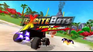 Excitebots: Trick Racing on Dolphin 5.0 w/ PS4 controller