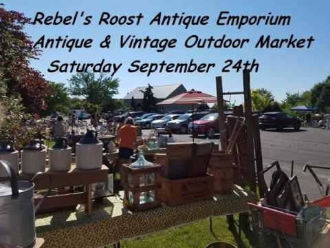 Antique & Vintage Outdoor Market