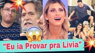 🔥 PROVOCAÇÃO! Mara Maravilha CURTE Piscina com LEO DIAS + TRETA, Saulo Pôncio acusado de TRAIÇÃO