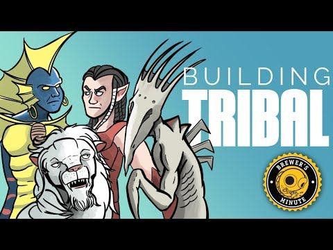 Brewer's Minute: Building Tribal