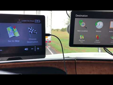 Rand McNally OverDryve Pro 8 Vs TND 80 Android Tablet