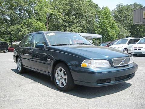 1999 Volvo S70 Start Up, Engine, and In Depth Tour - YouTube