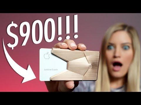 $900 Apple Credit Card WALLET!