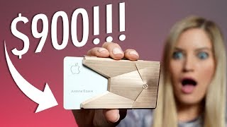 $900 Apple Credit Card WALLET!