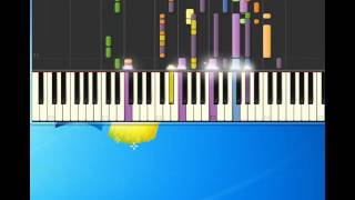 Samantha Mumba   Always come back to your love [Piano tutorial by Synthesia]