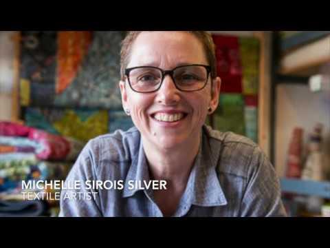 Michelle Sirois Silver - Textile Artist