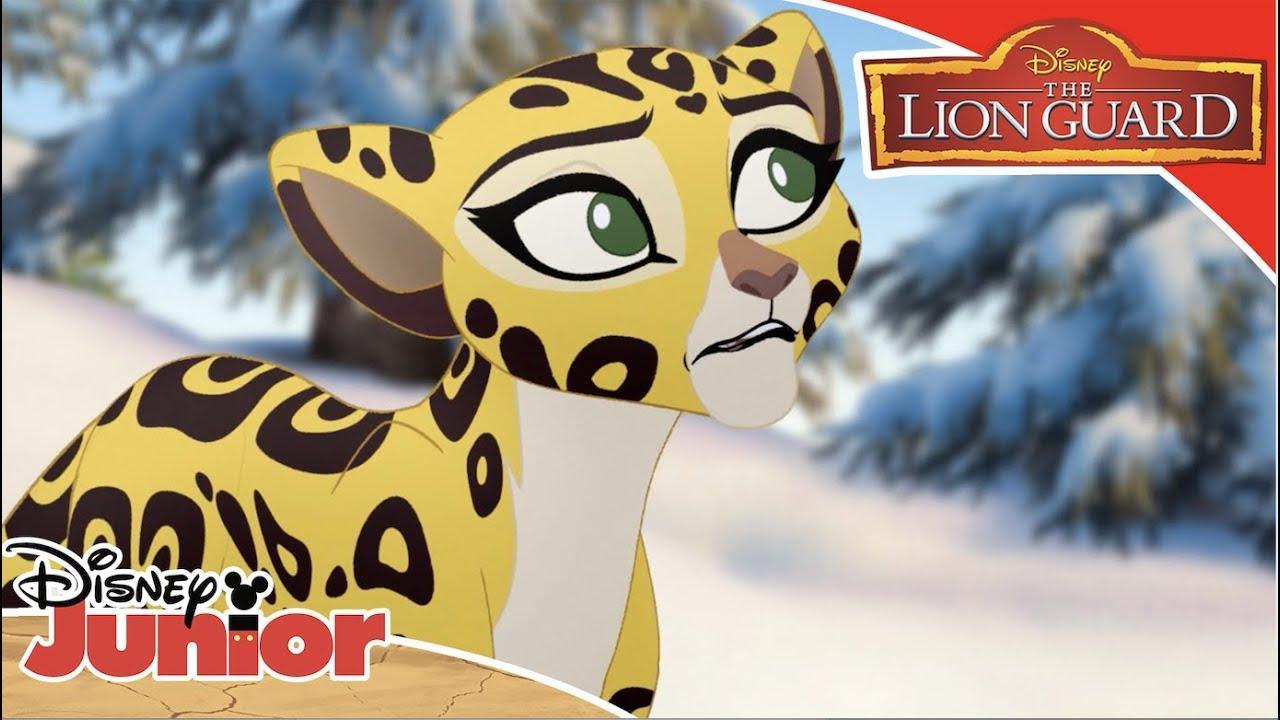 Download 🐵 Anga Saves the Snow Monkeys | The Lion Guard | Disney Junior UK