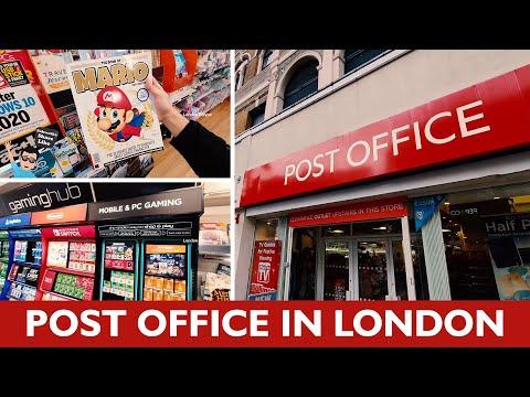 Post Office in London   லண்டனில் தபால் அலுவலகம்   McDonald's    Amazon return   #Amazon #Postoffice