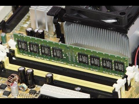 كيفه تعمل Ram وما الفرق بين DDR1 - DDR2 - DDR3