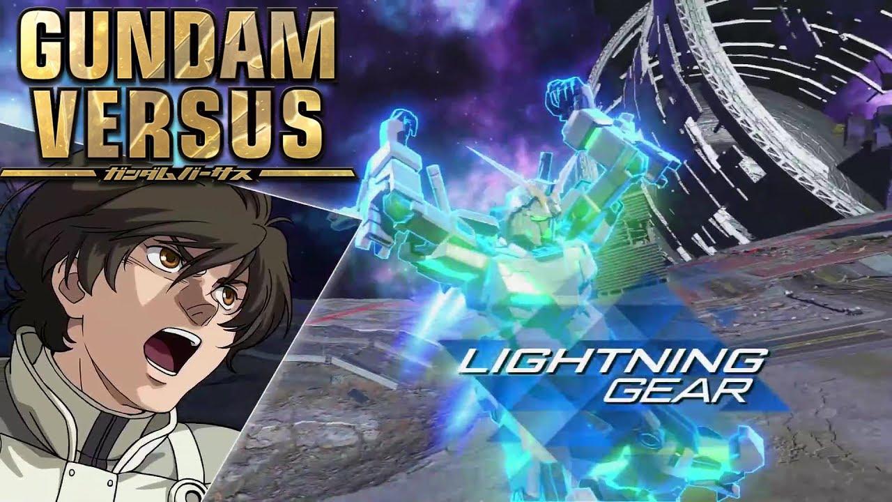 《鋼彈對決 GUNDAM VERSUS》機體:獨角獸高達   Unicorn Gundam Gameplay   PS4  高達VS   【ガンダムバーサス】 - YouTube