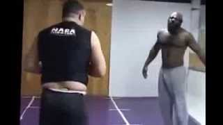 KIMBO SLICE @ BRUTAL STREET FIGHT